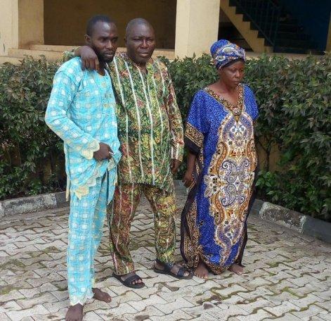 'Ekun', 419 kingpin in Police net for kidnapping
