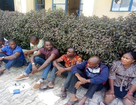 5 civil servants held over N200m tax fraud