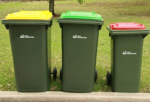 Govt tackles wastes with special dustbins