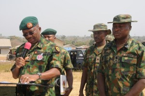 No more hiding place for kidnappers in Ondo-Chief of Army staff