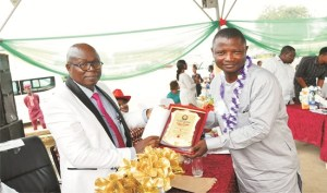 FEDPOLEL honours staff, students