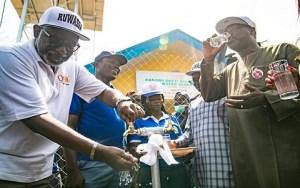 FG adopts 'Kamomi Aketi's' water scheme