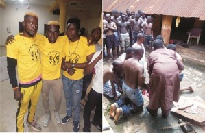 How we nabbed 1,322 Aye confraternity members -Akure Defenders