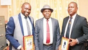 BIR honours performing staff