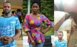 Oluboyo daughter's murder: I concealed her corpse in my room – Suspect