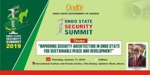 Security Summit: Oleyelogun, Olukare, others call for vigilance