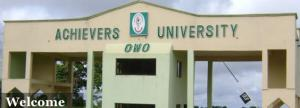 Achievers holds 12th matriculation