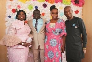Church celebrates Pastor