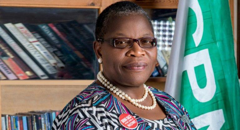 'Ezekwesili's withdrawal, indication of non-commitment of women to politics'