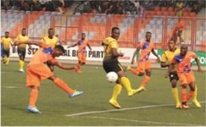 NPFL 19: Harvest of red cards in Akure