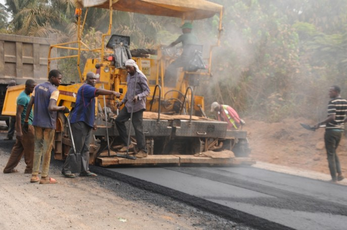 Idanre residents laud ODSG on road project