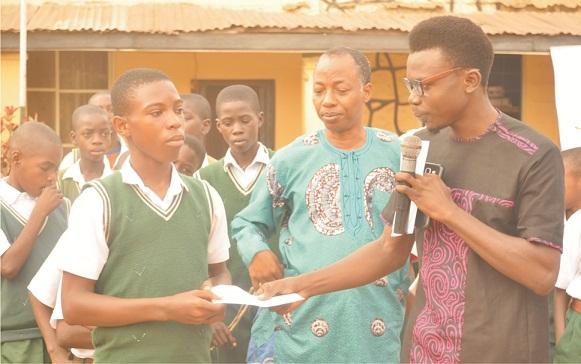Educationist tasks parents on wards' career choice