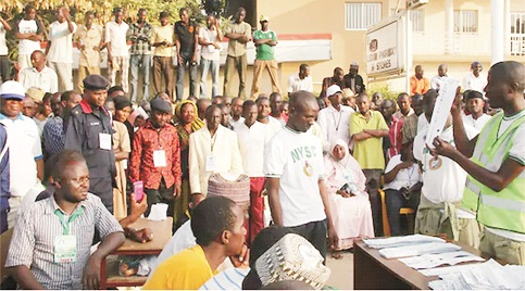 2019 elections: Matters arising