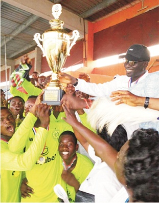 'Abusoro pacesetters in grassroot football'