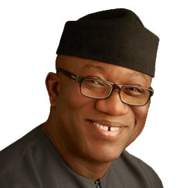 Market women pledge support for Fayemi