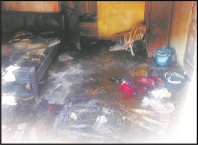 Horror! Jilted lover kills family of nine
