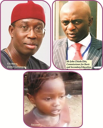 'Success' in Delta's Education policy