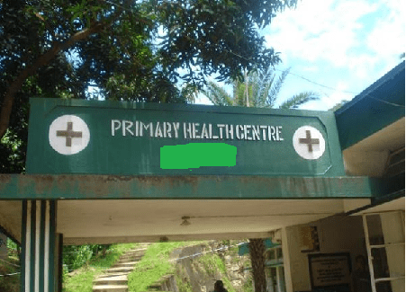Oniparaga gets Health Centre