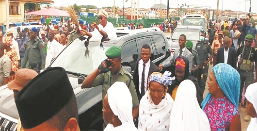 Appeal Court upholds Oyetola's victory