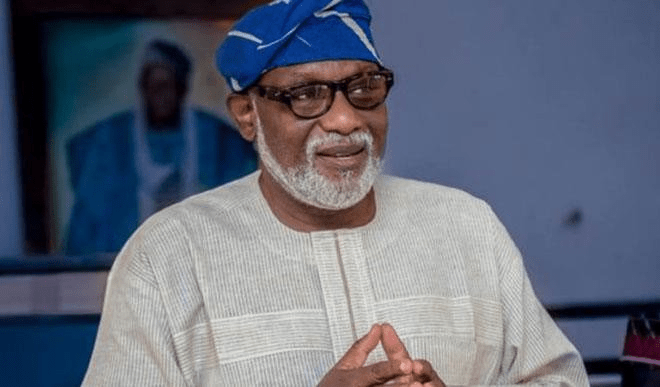 Revenue allocation must favour states – Akeredolu
