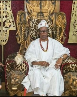 Last procession rites for Olowo