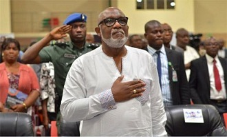 I reshuffled for optimal performance-Akeredolu