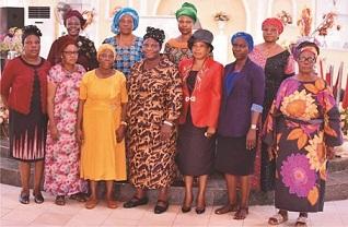 RCCG,Ondo province 1 inaugurates Jesus Wives Exco