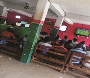 Betting and gambling in Nigeria