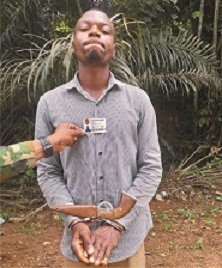 Army nabkidnap syndicatemember in Ondo