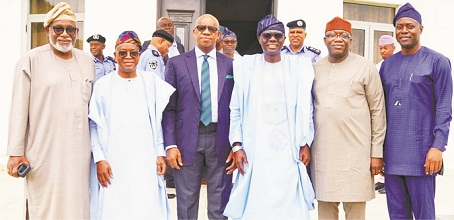 Insecurity: South West Governors okay State Police