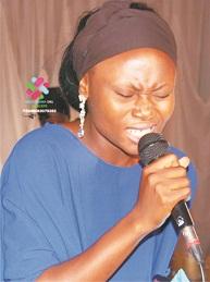 'I began singing at age 9'