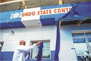 Akeredolu and Ondo's State of health