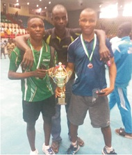 Coach Adedotun revels players exploits at National Youth League
