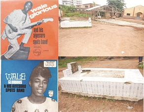 Wale Glorious: Abandoned in death