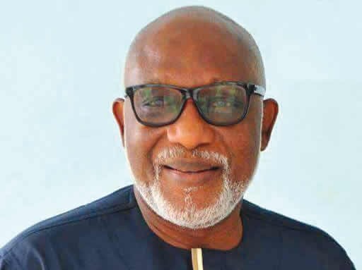 Akoko commend Akeredolu on road projects