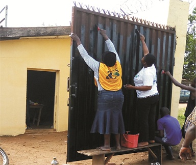Church renders service to correctional centre