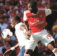 MAN U , Chelsea down, as Arsenal savour 3 points