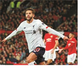 Man u ,Liverpool share spoils, end Reds winning streak