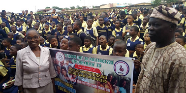 Sexual violence: ROTDOW charges girls to speak out
