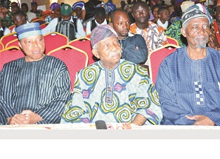 Fasoranti, others point way out of insecurity