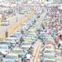 Commuters groan as traders take over Oba Adesida road