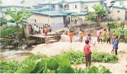 Flood: Akungba residents shun govt's order