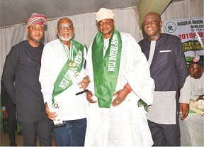 Ondo NUJ honours Akeredolu