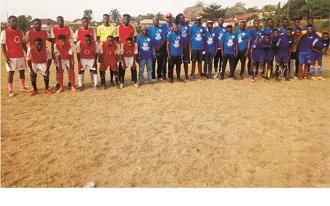 Owanikin Cup: Gaius shines, as Ages FC through to semifinal