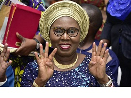 Invest in Nigeria, Mrs. Akeredolu urges industrialists