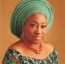 Mrs. Fayemi tasks churches on endowment fund for aged