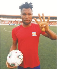 NPFL Match day eight: Sunshine striker top golden boot chart