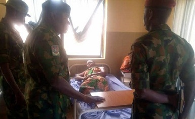 Soldier kills colleague, stabs woman in Osun