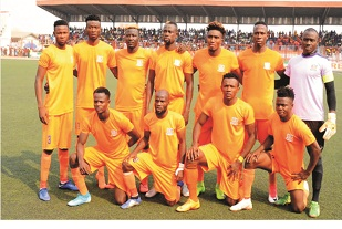 NPFL: Rangers hold Sunshine to barren draw