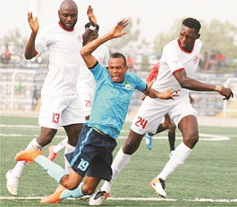 Nasarawa United out of danger zone, beat Rangers